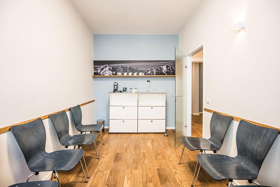Kontakt zum Orthospinum in München